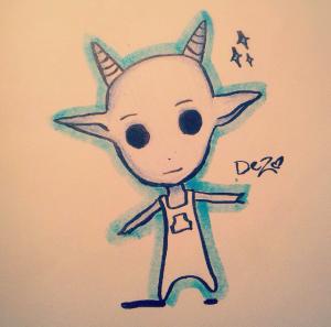Dez by datenshi_zoku